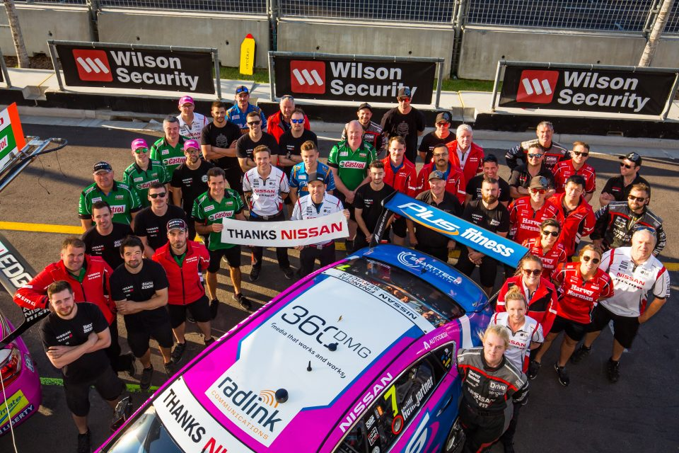 Career-best finish for Andre Heimgartner as Nissan signs off in Supercars