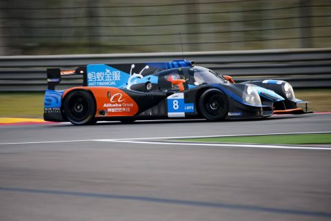 Nissan-power sweeps top four positions in Asian Le Mans