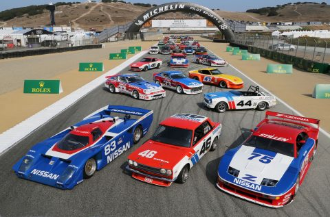 Gallery: #NISMOments 17– Rolex Reunion in Monterey