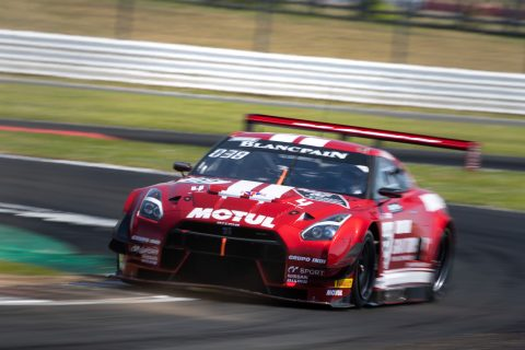 All the action from the GT Sport Motul Team RJN Nissan GT-R NISMO GT3 squad in the Blancpain GT Series Endurance Cup round two at Silverstone