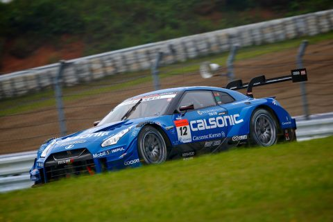 Images from the Japanese Super GT Championship round at Sportsland Sugo.