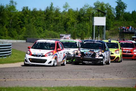 Check out the action from the 2018 Nissan Micra Cup at Calabogie Motorsport Park.