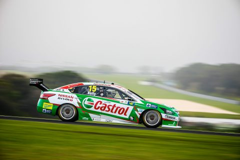 All the action from the Virgin Australia Supercars Championship round three at Phillip Island.