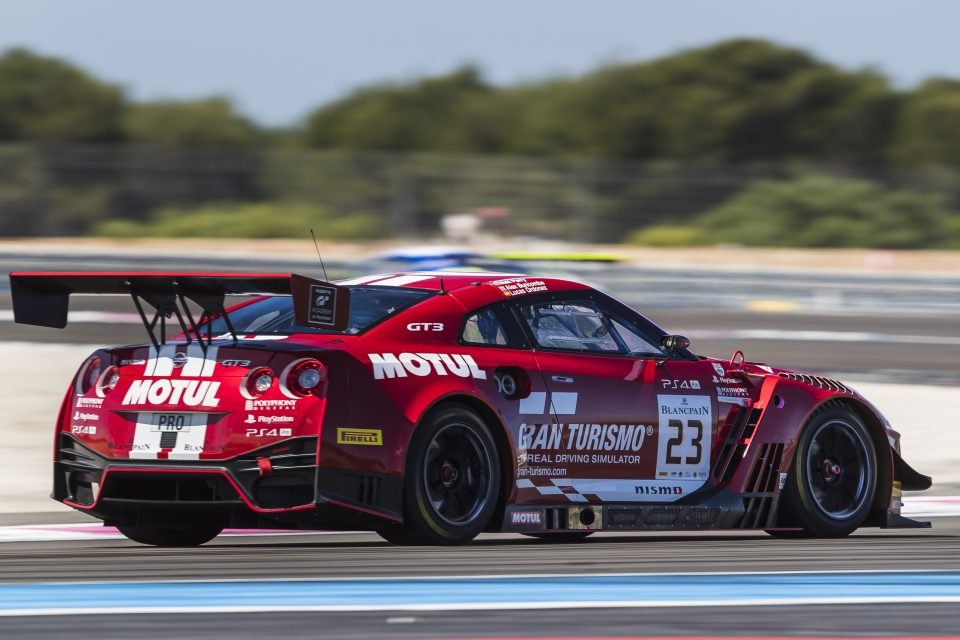 Gallery: #NISMOments 6–third Blancpain top five at Paul Ricard