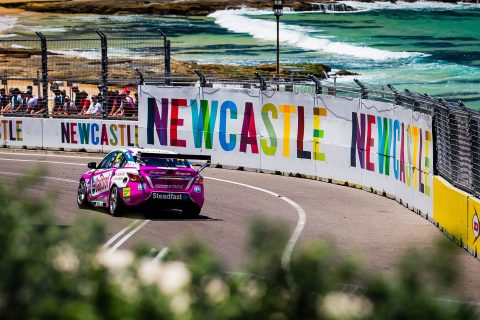 Gallery: Newcastle Supercars Friday
