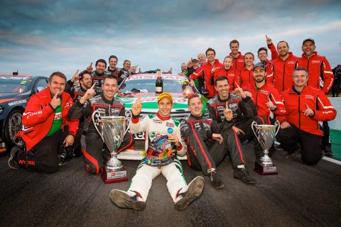 All the action from the Virgin Australia Supercars Championship round five at Winton Motor Raceway