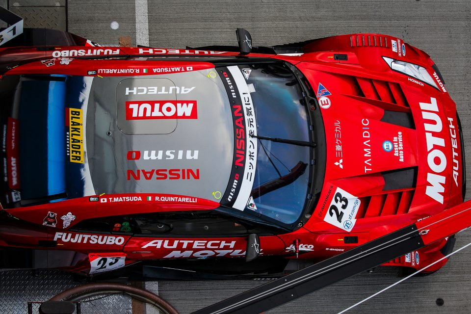 Nissan seeking to finish final Super GT round on a high