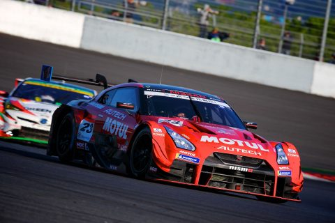 Images from the Japanese Super GT Championship round 2 at Fuji International Speedway