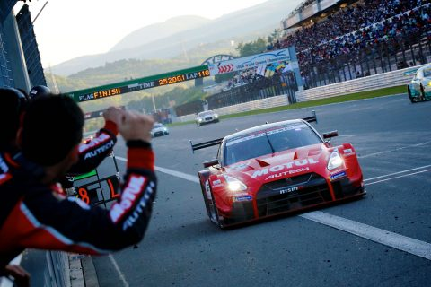 Gallery: #NISMOments 3–NISMO wins Super GT at Fuji