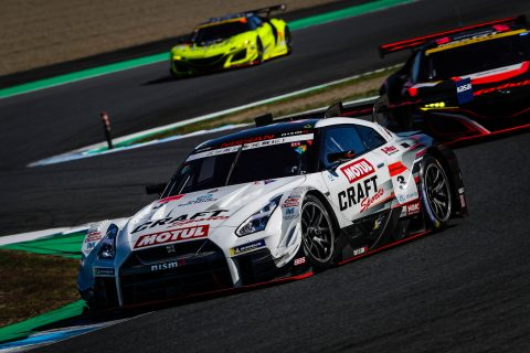Video: Super GT Motegi Qualifying