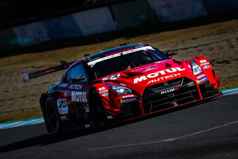 Gallery: Super GT Motegi Qualifying