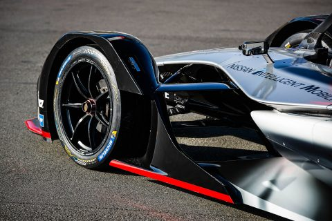 All the images from the 2018 NISMO Festival where the Nissan e.dams Formula E car made its Japanese debut.