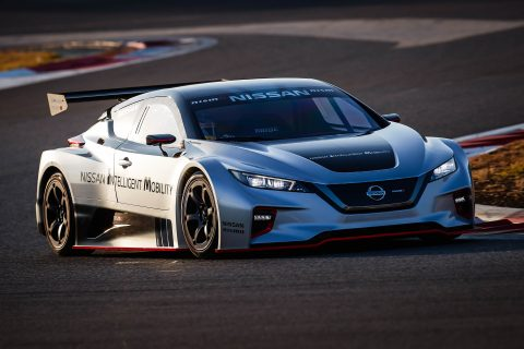 Gallery: More Nissan LEAF NISMO RC shots