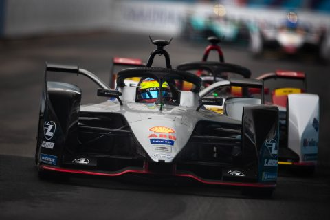 Nissan e.dams kicks off Formula E electric street racing challenge