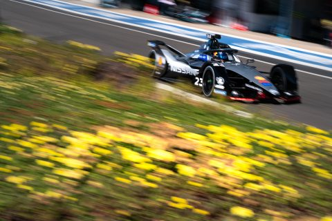 Gallery: Marrakesh e-Prix Shakedown