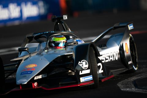 Gallery: Mexico City E-Prix Practice 1