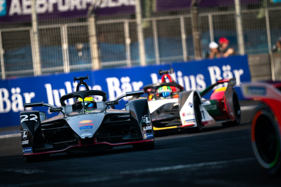 Gallery: Mexico E-Prix Race