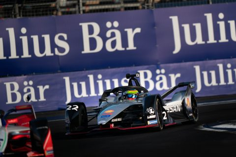All the Nissan e.dams action from round four of the ABB FIA Formula E Championship.
