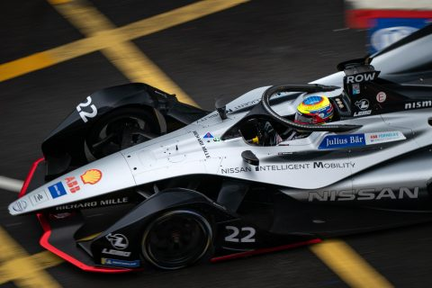 Gallery: Hong Kong E-Prix Practice and Qualifying