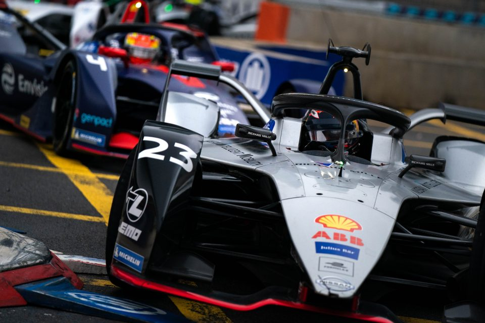 Nissan e.dams brings Formula E excitement to China