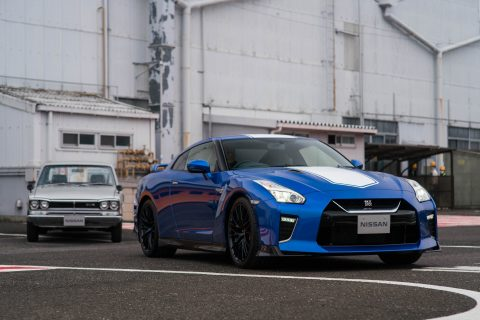 Gallery: Nissan GT-R 50th Anniversary Edition