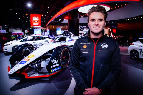 Gallery: Formula E at the New York Auto Show