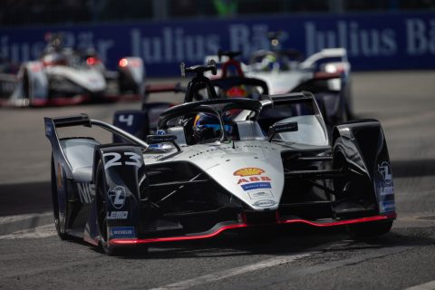 Nissan e.dams to race on the streets of Monaco