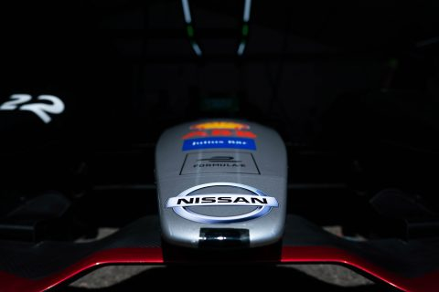 Nissan e.dams takes second place in Formula E drivers