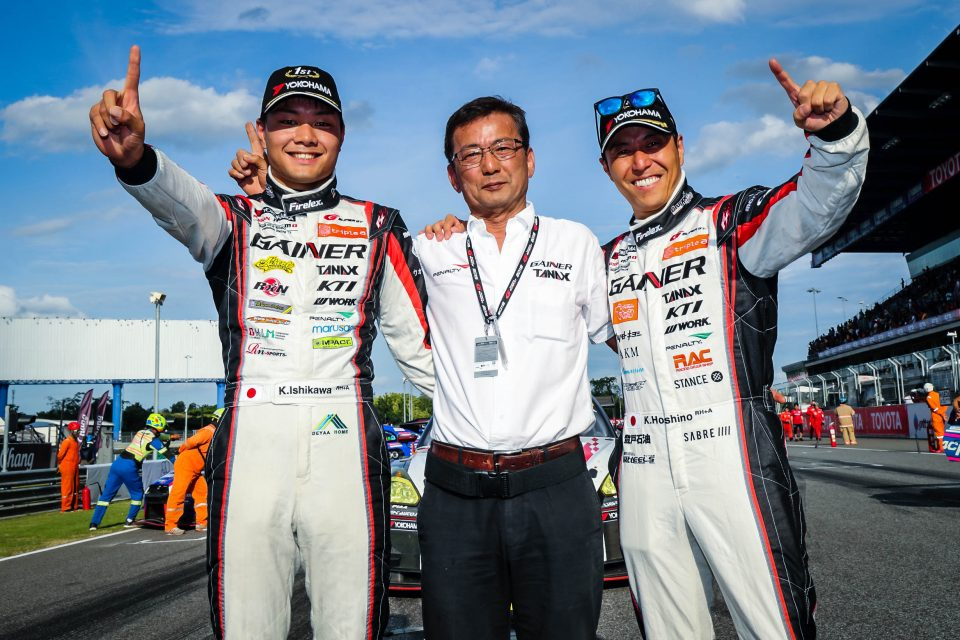 Gallery: Super GT Thailand
