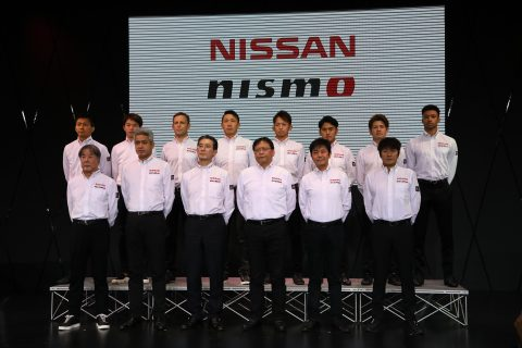 Nissan and NISMO announce 2020 Super GT GT500 class driver lineup