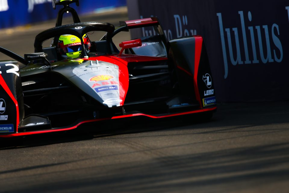 Nissan e.dams Formula E team returns to Mexico