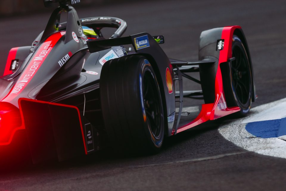 Nissan e.dams heads into Marrakesh Formula E round with new momentum