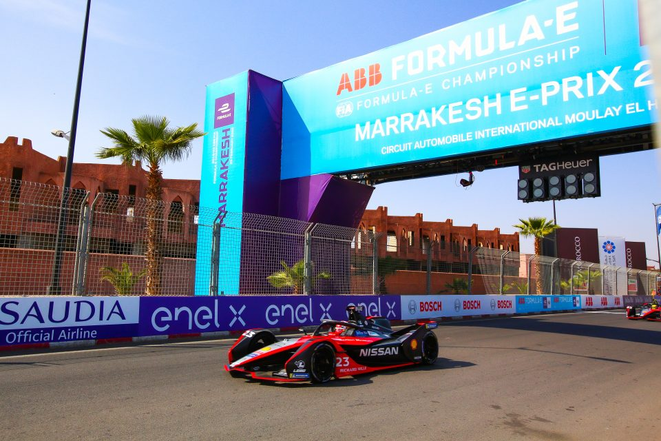 Gallery: Round 5: Marrakesh E-Prix