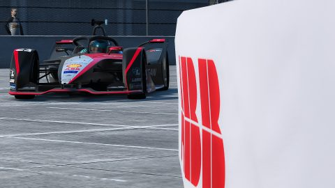 Gallery: Formula E Race at Home Challenge Race 2