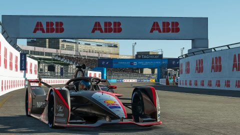 Gallery: Formula E Race at Home Challenge Race 5