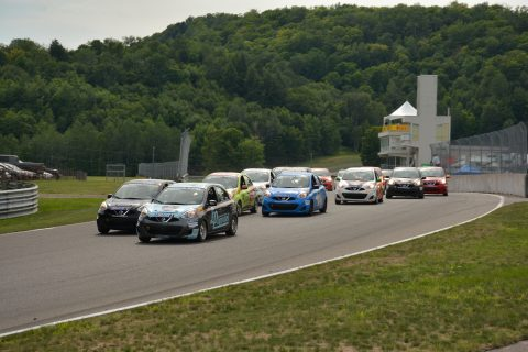Nissan Micra Cup 2020 season underway