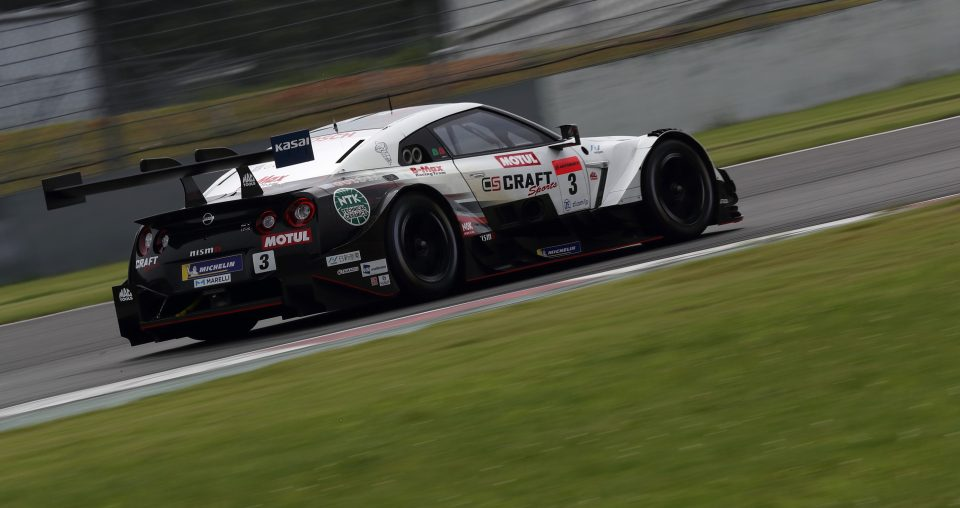 CRAFTSPORTS MOTUL GT-R takes second consecutive top 10 finish