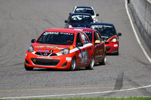 Gallery: Nissan Micra Cup - Rounds 3 & 4 - Calabogie Motorsports Park