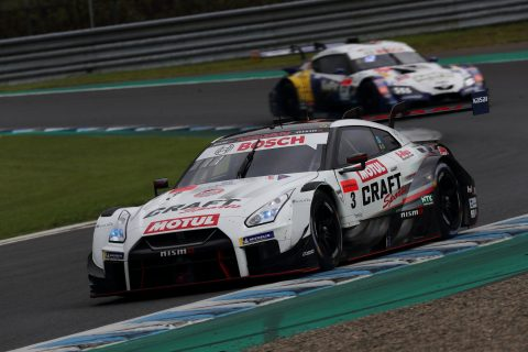 CRAFTSPORTS MOTUL GT-R grabs fourth consecutive top 10 finish