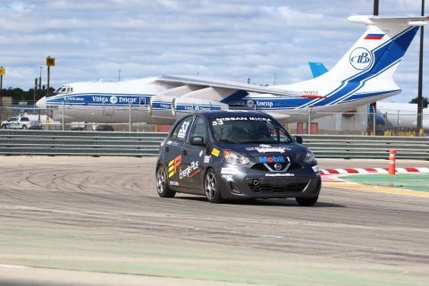 Gallery: Nissan Micra Cup - Rounds 5 & 6 - Circuit ICAR
