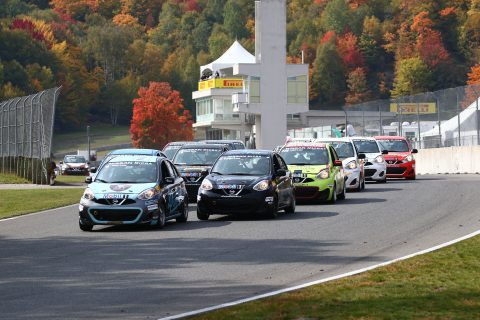 Double victory for Jesse Lazare while Kevin King claims the title in the Nissan Micra Cup