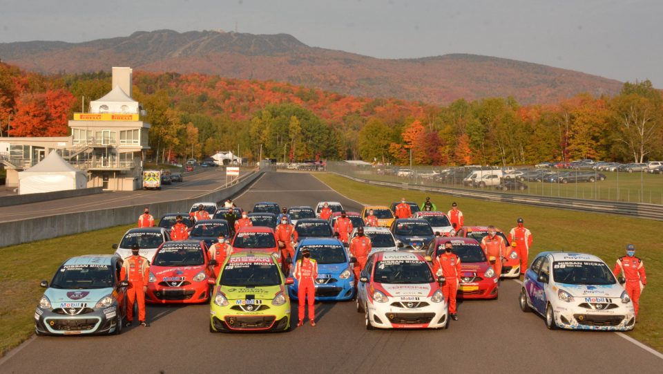 Gallery: Nissan Micra Cup - Final Rounds 7 & 8 - Circuit Mont-Tremblant