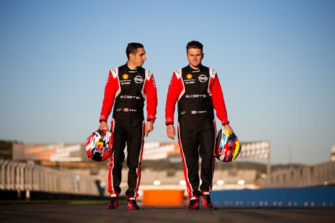 Buemi and Rowland back as Formula E drivers for Nissan e.dams