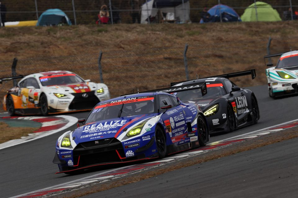 CRAFTSPORTS MOTUL GT-R grabs 6th in SUPER GT final round