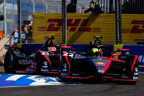 Nissan e.dams ready for Formula E preseason test