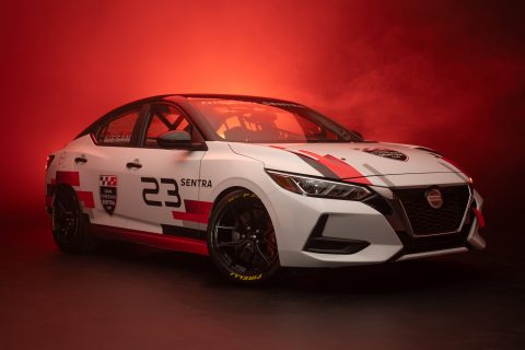 Lower, wider, faster: The all-new Nissan Sentra Cup racing series to launch with an action-packed debut season in 2021