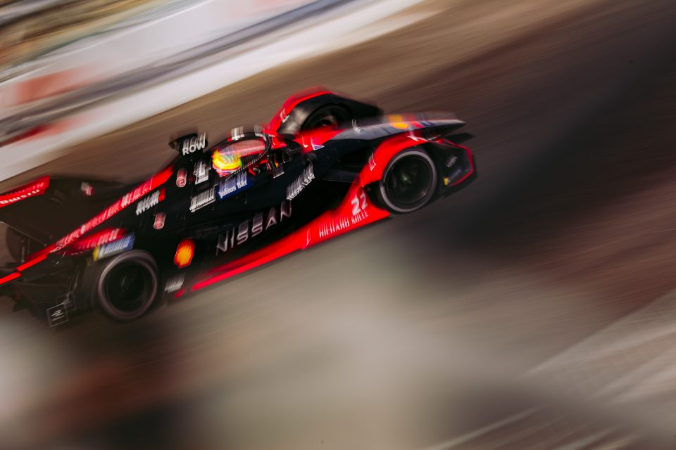 Nissan e.dams scores points in first two races of new Formula E season