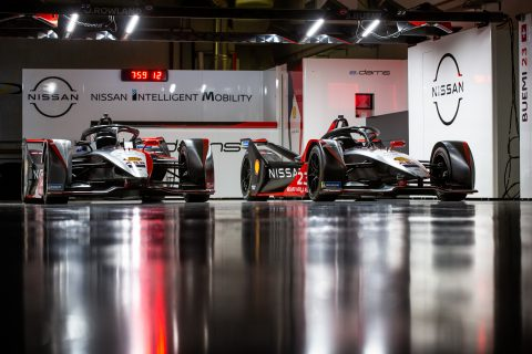 Nissan to bring more Formula E racing excitement through 2026