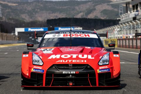 Gallery: Super GT - 2021 Nissan GT-R NISMO Super GT Race Cars