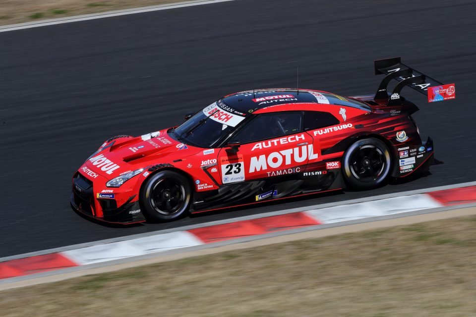 #3 CRAFTSPORTS MOTUL GT-R Grabs 9th in SUPER GT opening round